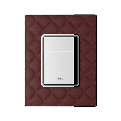 Skate Cosmopolitan Leather Wall Plate Finish: XM0