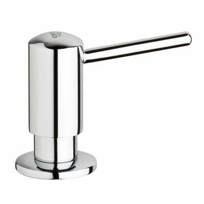 Timeless Soap Dispenser Finish: Chrome