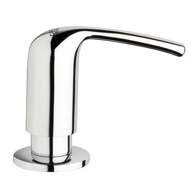 Ladylux Soap & Lotion Dispenser Finish: Chrome