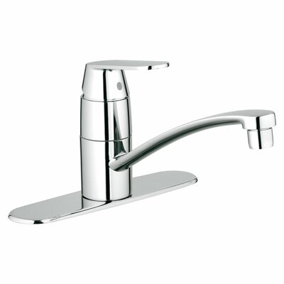 Eurosmart Single Handle Single Hole Standard Kitchen Faucet