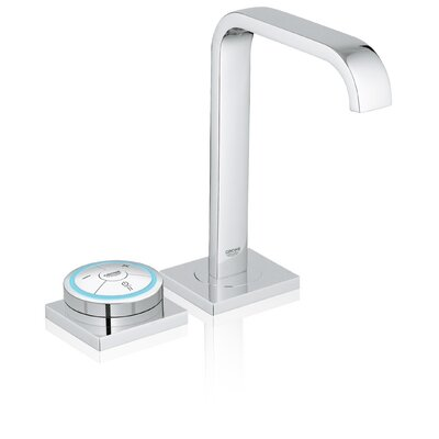 Allure Single Handle Centerset Electronic Faucet with F-digital Sink Mixer