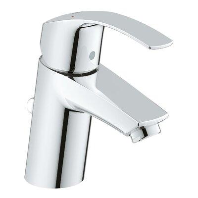New Eurosmart Single Handle Centerset Faucet with Pop Up Drain Finish: Chrome