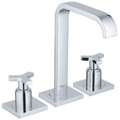 Allure Double Handle Widespread Bathroom Faucet