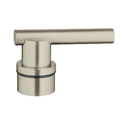 Atrio Lever Handle for Kitchen Application Finish: Brushed Nickel