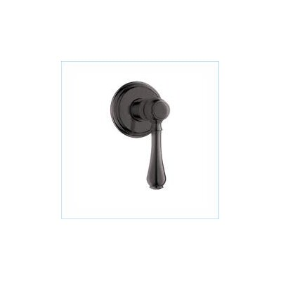Geneva Volume Control Faucet Shower Faucet Trim Only Finish: Oil Rubbed Bronze