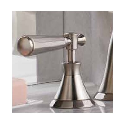 Kensington Lever Handles Finish: Brushed Nickel