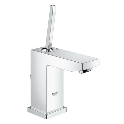 Eurocube Centerset Lavatory Faucet Single Handle