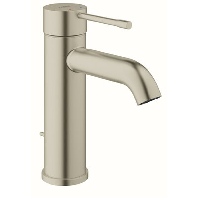 Essence Single Hole Bathroom Sink Faucet Single Handle Finish: Brushed Nickel InfinityFinish