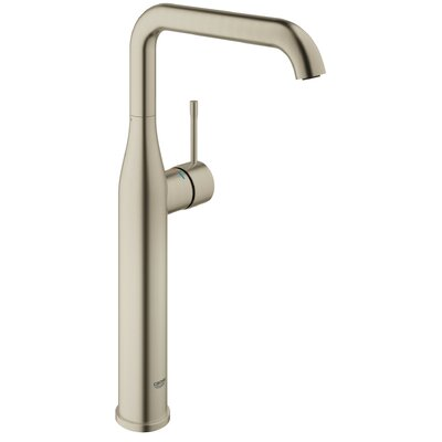 Essence Single Hole Faucet Single Handle Finish: Brushed Nickel