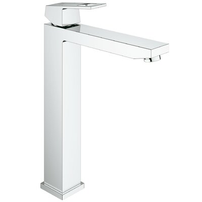 Eurocube Single Hole Bathroom Sink Faucet Single Handle
