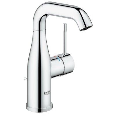 Essence Single Hole Bathroom Sink Faucet Single Handle Finish: StarLight Chrome