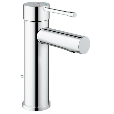 Essence Single Hole Bathroom Sink Faucet Single Handle Finish: StarLight Chrome