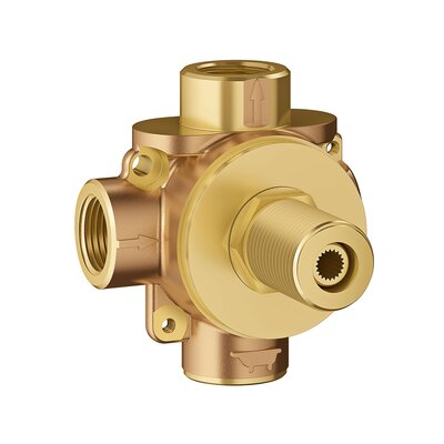 Concetto 3-Way Diverter Valve
