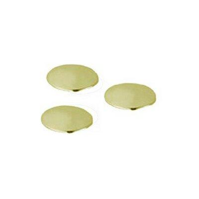 Geneva Handle Cap Finish: Polished Brass