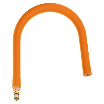 Essence New Semi-Pro Faucet Hose Finish: Orange