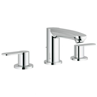Eurostyle Double Handle Widespread Bathroom Faucet