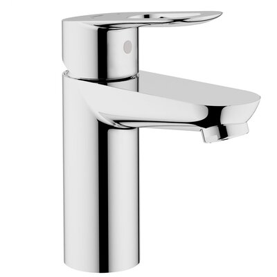 BauLoop Single Handle Widespread Bathroom Faucet