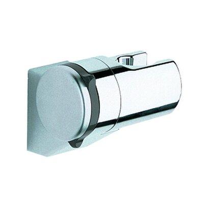 Relexa Plus Wall Mount Adjustable Hand Shower Holder Finish: Chrome