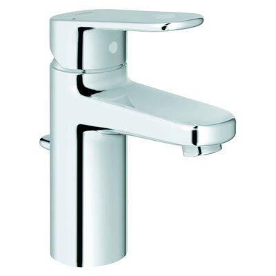 Europlus Single Handle Centerset Bathroom Faucet Finish: Chrome