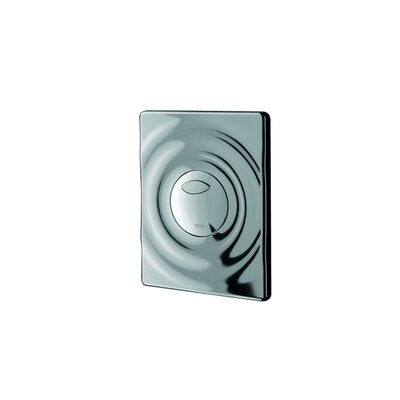 Surf Actuation Wall Plate Finish: Starlight Chrome
