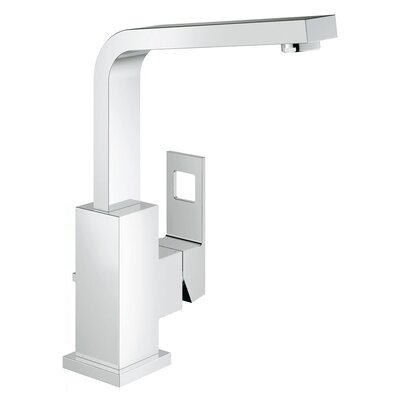 Eurocube Single Handle Single Hole Bathroom Faucet
