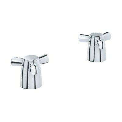 Arden Spoke Handles Finish: Chrome
