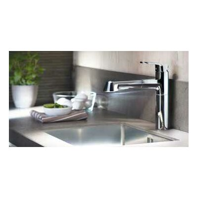 buy low price grohe europlus one hanle single hole pull