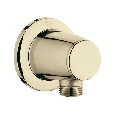 Movario Wall Union Finish: Polished Brass