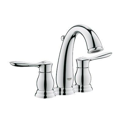 Parkfield Double Handle Centerset Bathroom Faucet Finish: Chrome