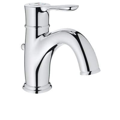 Parkfield Single Handle Single Hole Bathroom Faucet Finish: Chrome