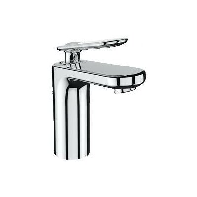 Veris Single Handle Single Hole Bathroom Faucet Finish: Chrome