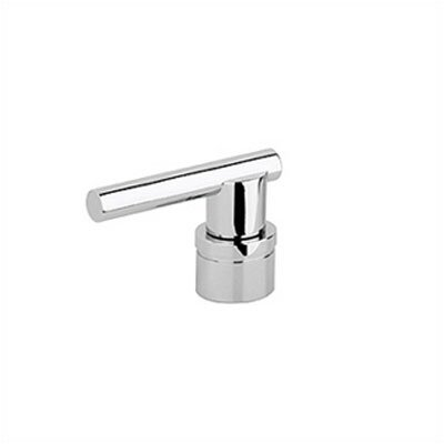 Atrio Lever Handle for Kitchen Application Finish: Chrome