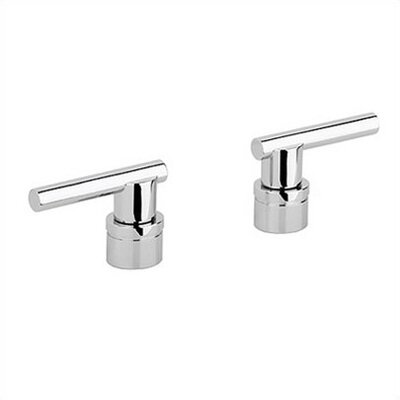 Atrio Lever Handles for Kitchen / Bar and Lavatories Finish: Chrome
