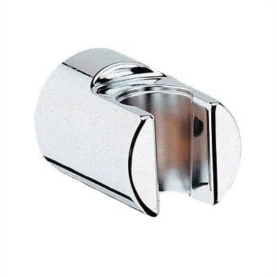 Fixed Wall Mounted Hand Shower Holder Finish: Chrome