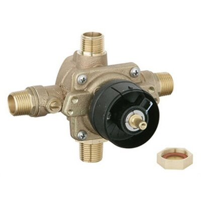 Grohsafe Universal Pressure Balance Rough-in Valve for Showers
