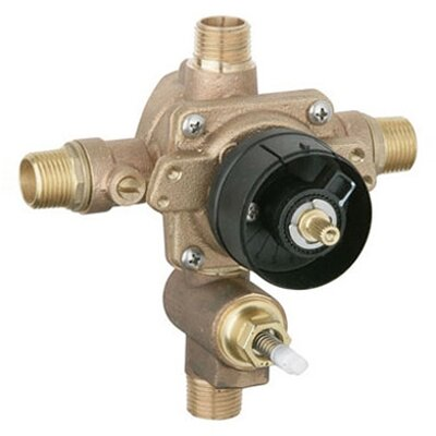 Grohsafe Universal Pressure Balance Rough-in Valve with Diverter