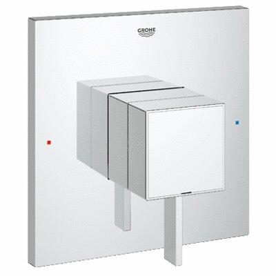 GrohFlex Cosmopolitan Square  Dual Function Thermostatic Valve Trim