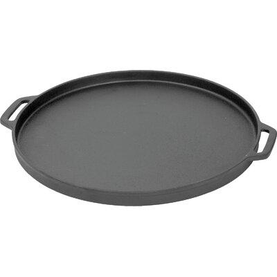38 cm Grillplatte Black | Garten > Grill und Zubehör > Grillzubehör | Schwarz | VICTOR