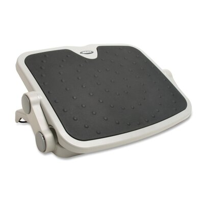 Rocking Footrest Finish: Gray/Black