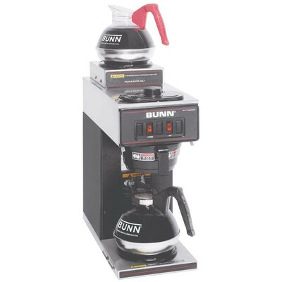 12 Cup Commercial Coffee Maker 072504012186