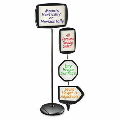 Floor Stand Sign Holder