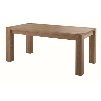 Eco Extendable Dining Table Size: 30 inch H x 39.5 inch W x 78.75 inch D