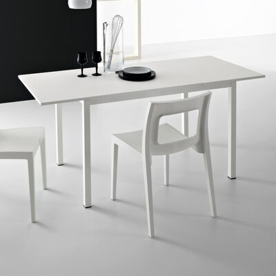 Chic Extendable Dining Table Size: 29.9 H x 27.5 W x 43.3D