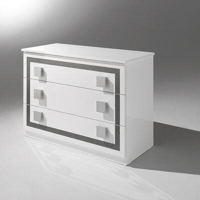 Virgo 3 Drawer Dresser