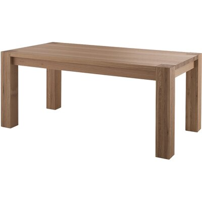Eco Extendable Dining Table Size: 29.5 H x 39 W x 86 D