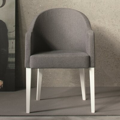 Venus Armchair Finish: White Ash