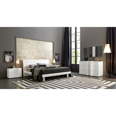Nemesis Panel Customizable Bedroom Set