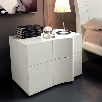 Nemesis 2 Drawer Right Facing Nightstand