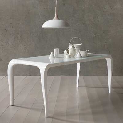 Arial Dining Table Size: 30 H x 34 W x 72.5 D