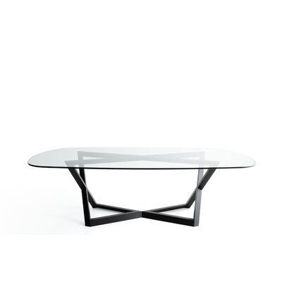 Belfast Dining Table Size: 28.7 x 43.3 x 98.4